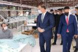 Şanlıurfa Valisi sahadaki faaliyetleri inceledi