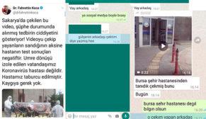 Sosyal medyada 'korona' kirliliği
