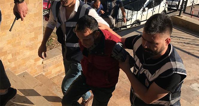 Yüz nakliyle tanınmıştı,tutuklandı