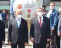 Binali Yıldırım, Şanlıurfa Büyükşehir Belediyesini ziyaret etti