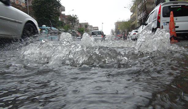Şanlıurfa'da sel