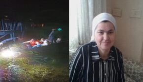 Kayıp kadının cesedi göl kenarında bulundu