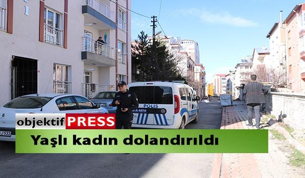 Sahte polisler iş başında