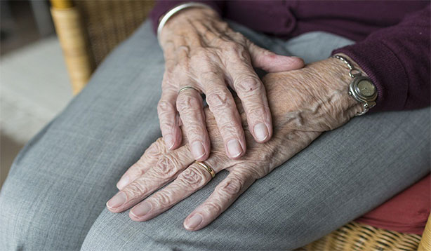 Türkiye'de yaşlı nufüsu artıyor