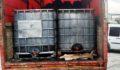 6 bin litre kaçak akaryakıt ele geçirildi