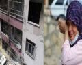 Evleri yanan vatandaşlar destek bekliyor