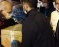 Urfa'dan İzmir'e yardım eli