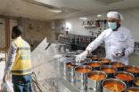 Haliliye'de ihtiyacı olan her eve sıcak yemek