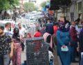 Şanlıurfa'da ramazan öncesi yoğunluk