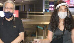 Beyrut'taki ilk yolcular Türkiye'ye geldi