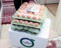 90 bin organik yumurta ihtiyaç sahiplerine dağıtılıyor