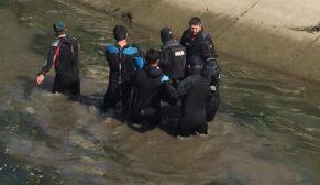 Üç gündür kayıp olan Yusuf'un cesedi kanalda bulundu