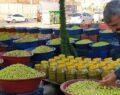 Şanlıurfa'da zeytin tezgahtaki yerini almaya başladı