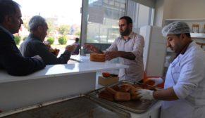 Çölyaklıların, sıcak ekmekleri Haliliye belediyesinden