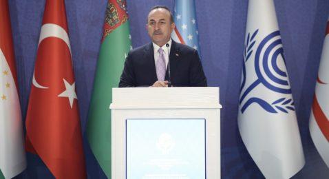 Bakan Çavuşoğlu: ABD petrol gelirleriyle YPG'yi destekliyor