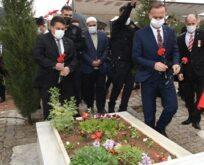 Şanlıurfa'da Çanakkale Zaferinin şehitleri anıldı