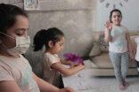 Şanlıurfa'da miniklerden geleceğe pandemi mesajı