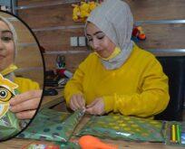 Şanlıurfa'da kadın girişimciden 'çocuklar gülsün' projesi