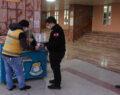 Haliliye'den hasta yakınlarına çorba ikramı
