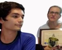 ABD tarihine geçen Türk öğrenci
