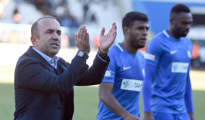 Erzurumspor'da istifa kararı