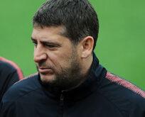 Davala, Galatasaray'a veda etti
