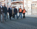 Şanlıurfa'da kentsel dönüşüm ve yol yapım çalışmaları