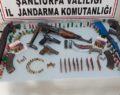 Şanlıurfa'da kaçakçılık operasyonu: 2 kişi tutuklandı