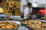 Şanlıurfa'da külünçe geleneği bu bayram da devam etti