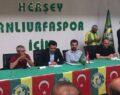 Şanlıurfaspor kulüp başkanı tekrar Emin Yetim oldu