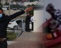 Kızına şiddet uygulayan kadın adliyeye sevk edildi