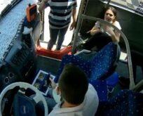 Şanlıurfa'da otobüs şoföründen örnek davranış