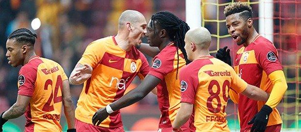 Spor Toto Süper Lig'in Yeni Lideri: Galatasaray