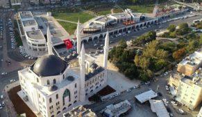 11 Nisan kurtuluş camisi ibadete açılıyor