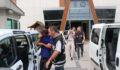 Çalınan otomobili sahibine satmaya çalışan 3 şüpheli, alıcı kılığındaki polislere yakalandı