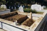 Cenazeler karıştı, Afrikalı adam Çatalca'ya gömüldü