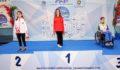 Altın kız Sümeyye Londra'ya dünya şampiyonluğu için gidiyor