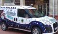 Hayvanlar için ambulans hizmeti