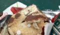 Haplı kekler korkuya sebep oldu