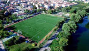 Büyükşehir'den bir spor tesisi daha