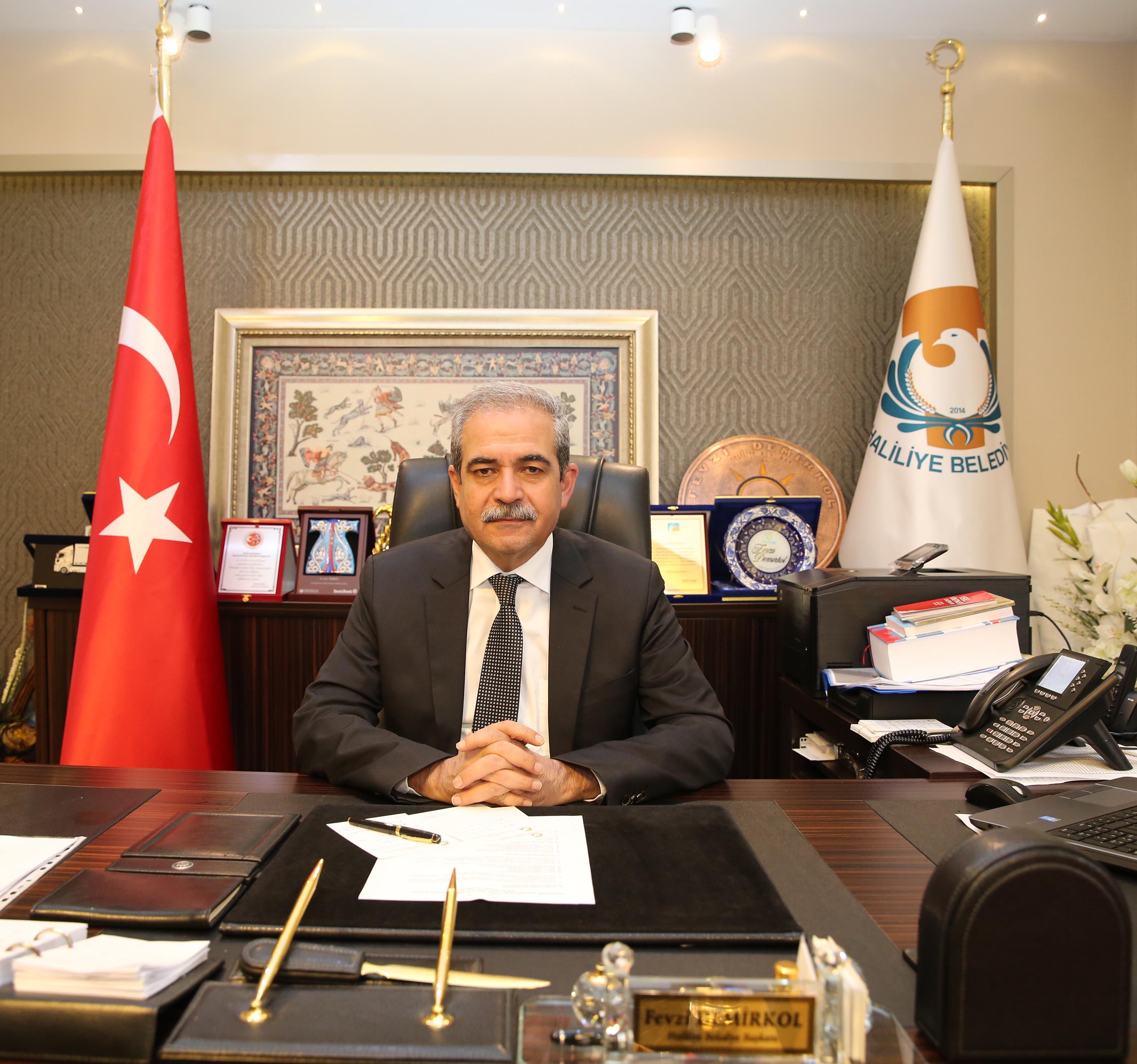 Başkan Demirkol'dan Regaip Kandili Mesajı