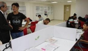 Demirkol:  Haliliye'de eğitim 365 gün devam ediyor