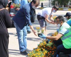 Babalar Günü Çiçekleri Büyükşehir'den