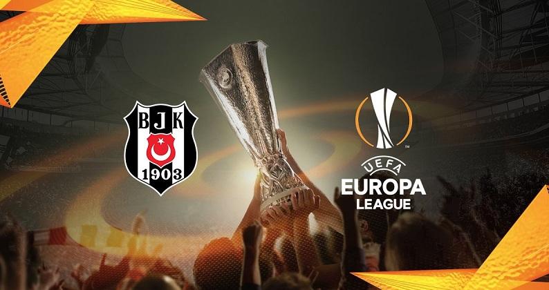 Beşiktaş'ın UEFA Avrupa Ligi Play-Off turunda rakibi belli oldu