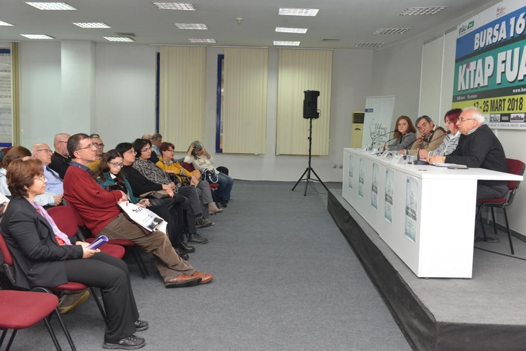 Yazar ve akademisyenler Bursa'yı anlattı
