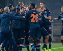 Başakşehir coştu, Trabzon ve Beşiktaş veda etti