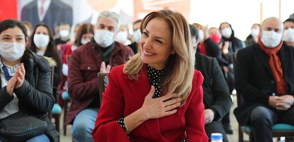 CHP Kadın Kolları Genel Başkanı Nazlıaka Şanlıurfa'ya geliyor