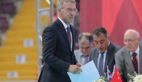 Yeni Başkan Ahmet Ağaoğlu