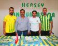 Şanlıurfaspor'a üç transfer