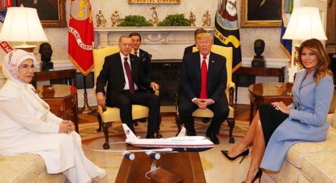 Trump: Sınırınızın güvende olmasından memnunuz